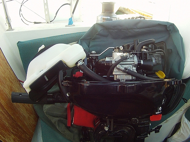 Tohatsu 3.5 HP outboard repair carburetor