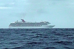 Fiji2NewCal 00000 Cruiseship 150x Carnival Legend Vanuatu South Pacific