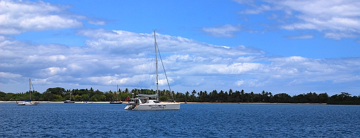 Fiji2NewCal 01 Saweni Bay 700x Fiji Vuda Point sailing