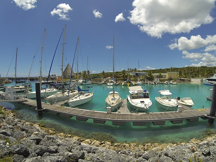 Fiji2NewCal 06 WeMarina 700x Lifou New Caledonia sailing port of entry