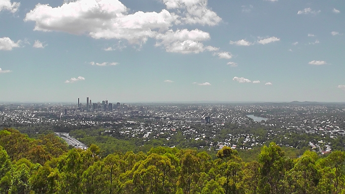 Living Brisbane Mt Coothaa lookout 700x