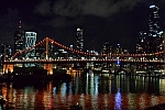 Living Brisbane Cover city at night 150x