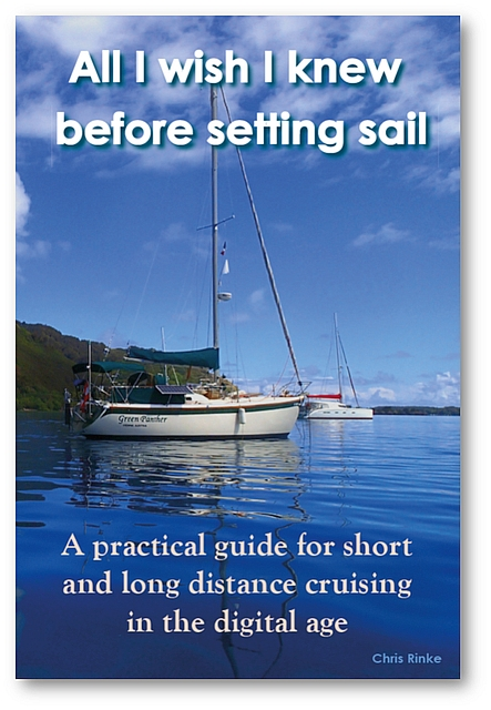 All I wish before seting sail - book cover Amazon